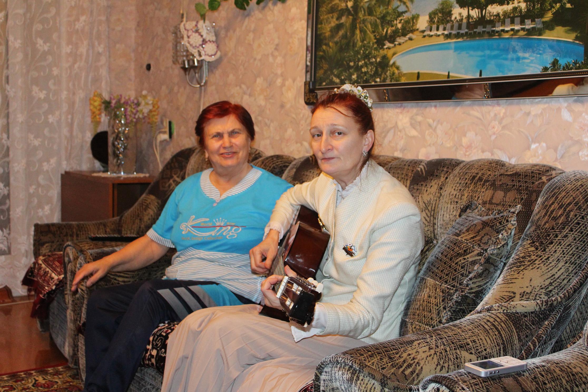 У тети в гостях фото 16 фотография
